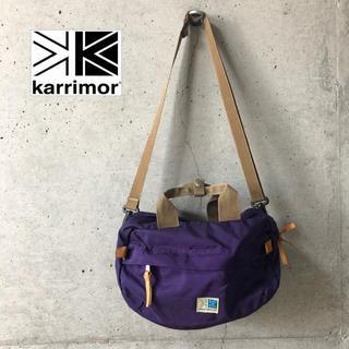 カリマー(karrimor)の【karrimor】定番 ショルダーバッグ (ショルダーバッグ)