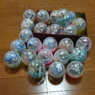 タカラトミー(Takara Tomy)のカプセルプラレール色々 23個(電車のおもちゃ/車)