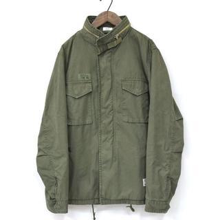 ベドウィン(BEDWIN)の美品 BEDWIN M-65 FIELD JKT GORDON ジャケット 3(フライトジャケット)