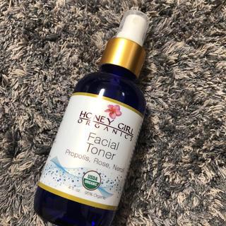ハニーガールオーガニクス(Honey Girl Organics)のhoney girl organics フェイシャルトナー(化粧水)(化粧水 / ローション)