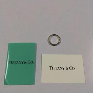 ティファニー(Tiffany & Co.)のティファニーエルサペレッティバンドリング(リング(指輪))