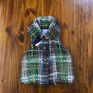 アナスイミニ(ANNA SUI mini)の新品タグ付 アナスイミニ❤︎ベスト 120-130(ジャケット/上着)