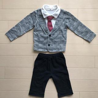 ニッセン(ニッセン)のニッセン 男児セットアップ 100cm(ドレス/フォーマル)