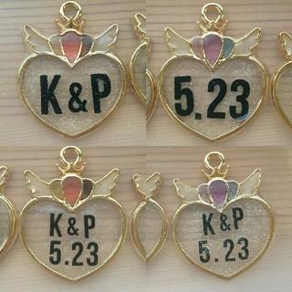 ジャニーズ(Johnny's)のK&P 5月23日 シンデレラガールデー ハンドメイド ストラップ(チャーム)