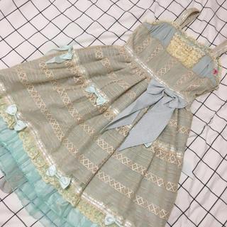 BABY,THE STARS SHINE BRIGHT - baby ジャンパースカート