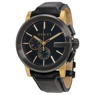 グッチ(Gucci)の新品 GUCCI 腕時計 YA101203 Gクロノ メンズ(腕時計(アナログ))