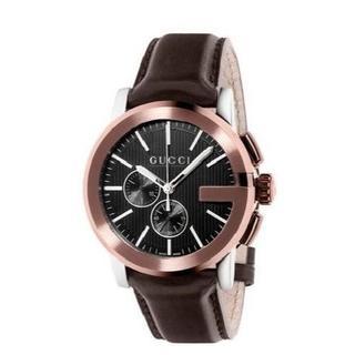 グッチ(Gucci)の新品 GUCCI 腕時計 YA101202 Gクロノ メンズ(腕時計(アナログ))