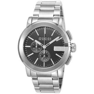 グッチ(Gucci)の新品 GUCCI 腕時計 YA101204 Gクロノ メンズ(腕時計(アナログ))