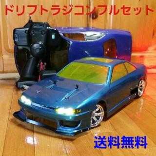 タミヤ TT01 ドリフト ラジコン フルセット        ヨコモ ドリパケ