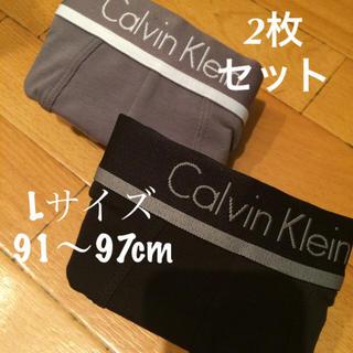カルバンクライン(Calvin Klein)の⭐️カルバンクライン  ボクサーパンツ    Lサイズ  グレー(ボクサーパンツ)