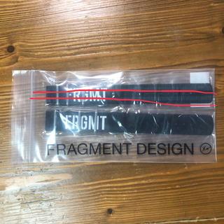 フラグメント(FRAGMENT)の専用 FRAGMENT Apple Watch Band 22mm 黒(その他)