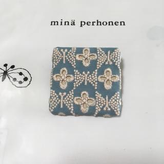 mina perhonen - サンキューベリーバッジ beads garden