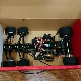 RC F103GT 6輪コンバージョン アスラーダ プロポ付き