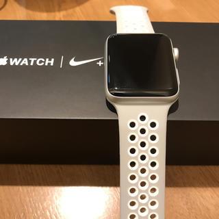 アップルウォッチ(Apple Watch)のApple Watch series2 NIKE+ 42mm(腕時計(デジタル))