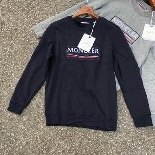 モンクレール(MONCLER)のモンクレール パーカー スウェット 裏起毛 新品 (パーカー)