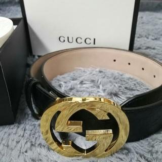 Gucci - 超人気 Gucci グッチ メンズベルト 新品 オシャレ