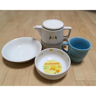 Starbucks Coffee - ティーポット・カップ・小皿