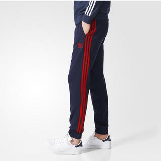 アディダス(adidas)のadidas  M トラック パンツ SST TRACK PANTS ジャージ (その他)