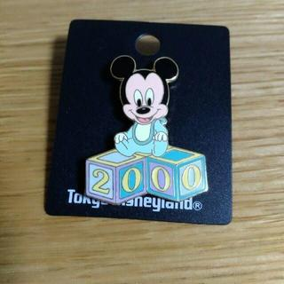 ディズニー(Disney)のディズニーランド 2000年時ベビーミッキー ピンバッチ(その他)