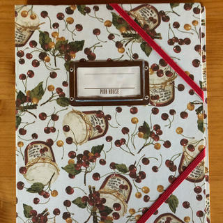 ピンクハウス(PINK HOUSE)のチェリーレターセット🍒白❣️(カード/レター/ラッピング)