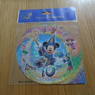 ディズニー(Disney)のディズニーシー 2011年 10周年 ステッカー(その他)