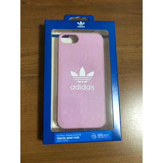 アディダス(adidas)のadidas iPhone8ケース(iPhoneケース)