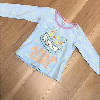 アナップキッズ(ANAP Kids)のANAP トップス(Tシャツ/カットソー)