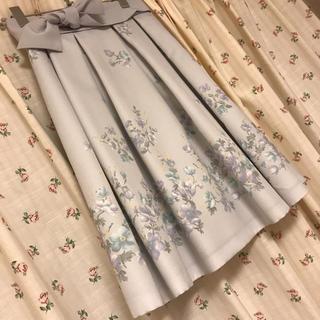 デビュードフィオレ(Debut de Fiore)のDebut de Fiore SSサイズ スカート(ひざ丈スカート)