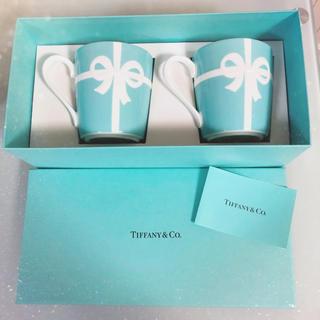 Tiffany & Co. - tiffany&co ティファニー ペアマグカップ