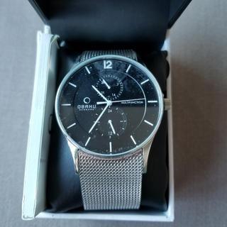 オバック(OBAKU)のOBAKU メンズ(腕時計(アナログ))