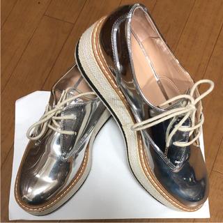 ザラ(ZARA)のZARA 厚底靴(スニーカー)