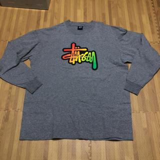 ステューシー(STUSSY)のステューシー    ロンT  XL(Tシャツ/カットソー(七分/長袖))