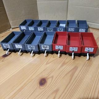 タカラトミー(Takara Tomy)のプラレール≪いじわる・いたずら 貨車 14両≫トーマスシリーズ(電車のおもちゃ/車)
