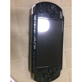 プレイステーションポータブル(PlayStation Portable)のPSP3000  ジャンク(携帯用ゲーム本体)