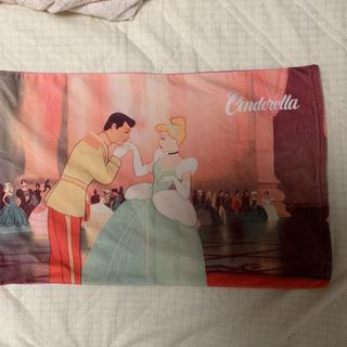 ディズニー(Disney)のディズニー プリンセス シンデレラ ピローケース 枕カバー(シーツ/カバー)
