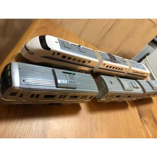 タカラトミー(Takara Tomy)のプラレール電車3つ 動力車含む 非売品あり(電車のおもちゃ/車)
