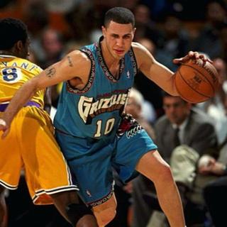 アディダス(adidas)のMike Bibby Memphis Grizzlies jersey (バスケットボール)