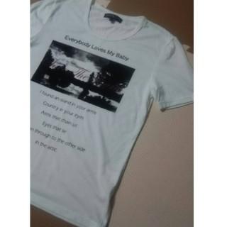 インジアティック(in the attic)の☆新品タグなし☆In The Attic メンズTシャツ 半袖 サイズ LL(シャツ)
