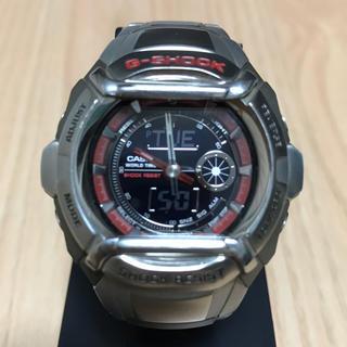 カシオ(CASIO)の【レアモデル】CASIO G-SHOCK G-520D 電池交換済 デジアナ(腕時計(デジタル))