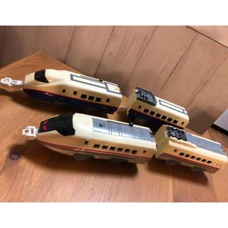 タカラトミー(Takara Tomy)のプラレール  電車車両4両 こまち はやて(電車のおもちゃ/車)