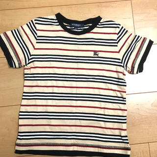 BURBERRY - バーバリー 半袖Tシャツ 110