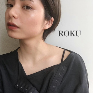 BEAUTY&YOUTH UNITED ARROWS - ROKU 6 ホック カットソー ロク pheeny plage holiday