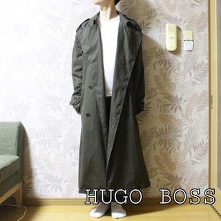 ヒューゴボス(HUGO BOSS)の【早い者勝ち】HUGO BOSS トレンチコート(トレンチコート)