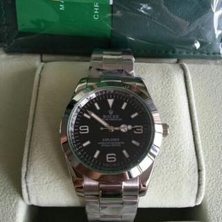 高品質 新品 メンズ腕時計 ロレックス ROLEX エクスプローラー JF製 (その他)