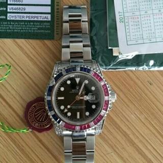 高品質新品 メンズ腕時計 ロレックスロレックスグリニッジ型II 116759(その他)