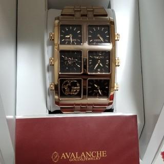 アヴァランチ(AVALANCHE)の【完売カラー】ICELINK GENERATION (BIG CASE) (腕時計(アナログ))