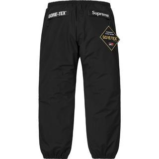 シュプリーム(Supreme)の【XL】Supreme GORE-TEX Pant 黒 パンツ(その他)