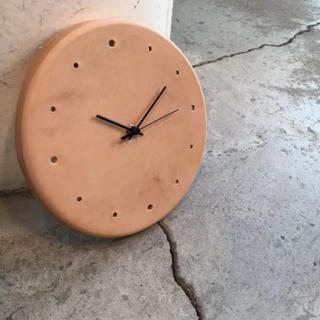 Hender Scheme (エンダースキーマ) clock
