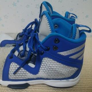 アディダス(adidas)のAdidas アディダス adizero バスケットシューズ サイズ20.5cm(バスケットボール)