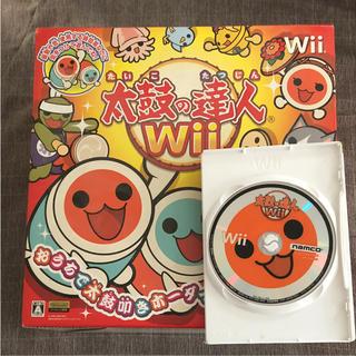 ウィー(Wii)のWii太鼓の達人(家庭用ゲーム本体)